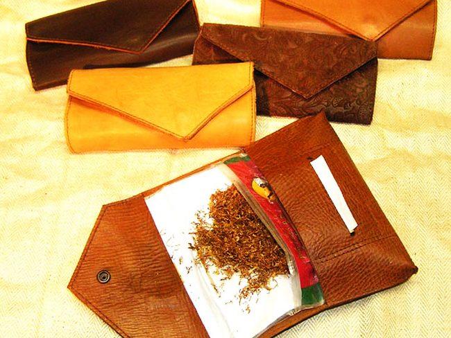 Tabak- & Brillentaschen